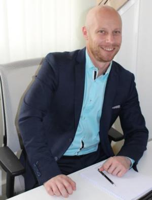 Grégory Carré est le nouveau directeur de la clientèle de FFT Paris - Photo : FFTP