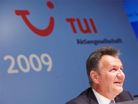 Michael Frenzel, patron de TUI