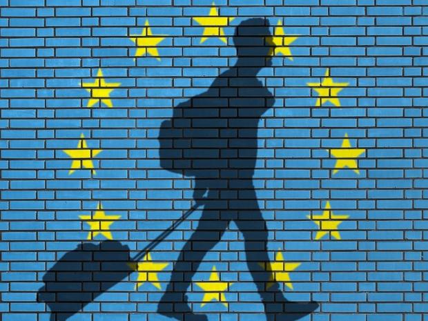 D'ici novembre 2017, les Etats membres de l'espace Schengen devront mettre en place d'autres solutions pour réguler les flux migratoires à leurs frontières - DR : Jonathan Stutz - Fotolia.com