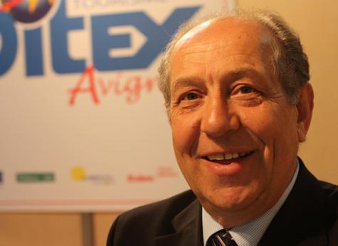 Jean-François Alexandre, organisateur du Ditex