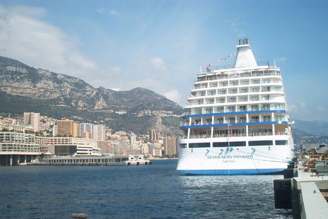 Monaco ouvre l'activité croisière