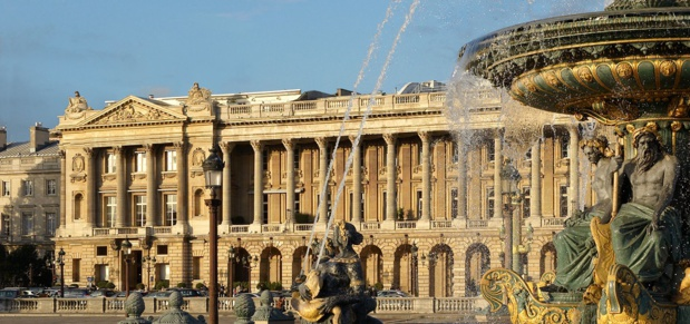 L'Hôtel de Crillon était fermé pour des travaux de rénovation depuis plus de 4 ans - Photo : Hôtel de Crillon