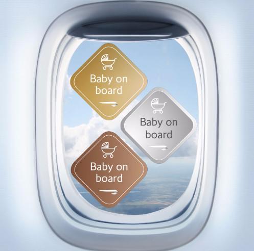 British Airways pense aux jeunes parents membres de son programme de fidélité Executive Club - DR : British Airways