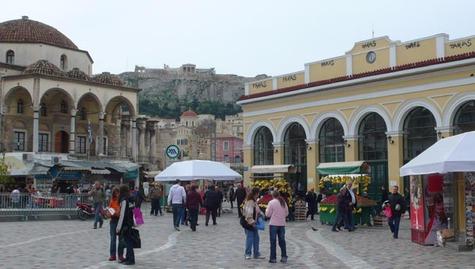 Héliades et Aegean Airlines misent sur Athènes comme destination week-end