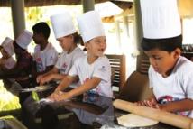 Atelier cuisine Outrigger Ile Maurice