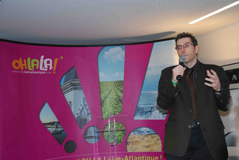 Jean-Philippe Javello, Directeur du CDT 44