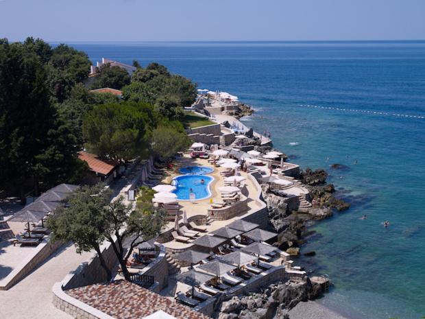 """Une """"perle"""" dans un pays encore peu connu du marché touristique français, le Club Lookéa Rosa Monténégro propose 106 chambres avec vue sur mer © DR Look Voyages"""