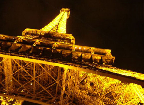 France : les arrivées des touristes étrangers ont baissé de 3 % en 2008
