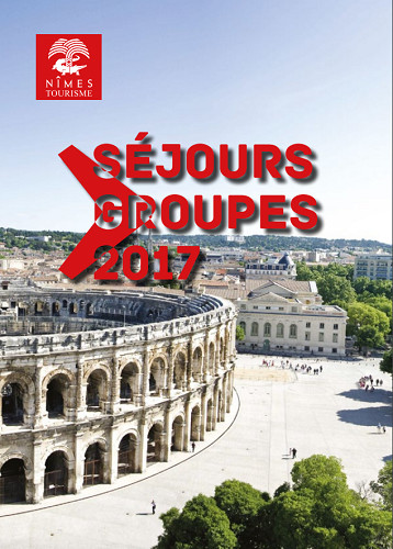 Couverture de la brochure groupes 2017 de l'OTCN - DR : OTCN