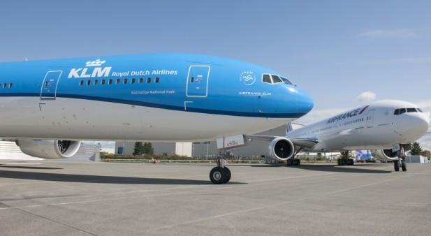 Air France-KLM a transporté 20,9 millions de passagers pendant le 1er trimestre 2017 en hausse de 5,2% - DR Air France KLM