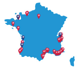 Interhome compte désormais 35 agences locales en France - DR : Interhome