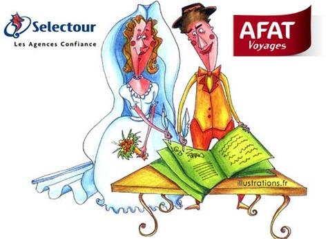 Afat/Selectour : l'hippocampe et l'oiseau chassent la carpe et le lapin