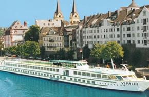 Croisieurope : le MS Vivaldi inauguré le 23 avril à Strasbourg