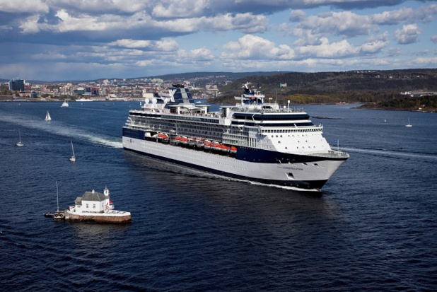 Le Celebrity Constellation sera rénové à Marseille - Photo : Celebrity Cruises