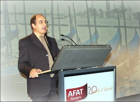 Agences AFAT Voyages : 1,35 milliard d'€ de volume d'affaires en 2008
