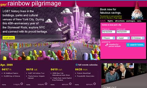 New York lance une campagne de promotion très très ''gay'' !