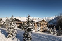 L'hôtel K2 Altitude à Courchevel) en France est désormais membre de The Leading Hotels of the World - DR The Leading Hotels of the World