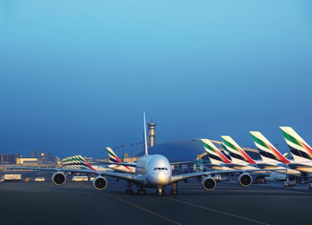 Le groupe Emirates a dévoilé ses résultats de l'exercice 2016 - 2017 - Photo Emirates