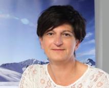 Emmanuelle Tahmazian, responsable de l'OT des Orres dans les Alpes du Sud - DR
