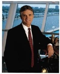 Jack William, Président de Royal Caribbean Cruise