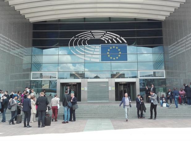 L'ECTAA et l'EGFATT organisait un workshop sur la transposition de la nouvelle directive de l'UE sur les voyages à forfait, jeudi 11 mai 2017, au Parlement européen, à Bruxelles (Photo : P.C.)