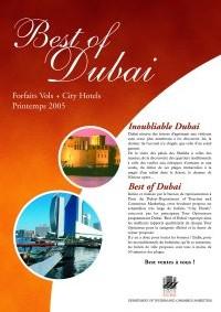 """« Best of Dubai » : 12 Tour Opérateurs proposent leur """"best of"""""""