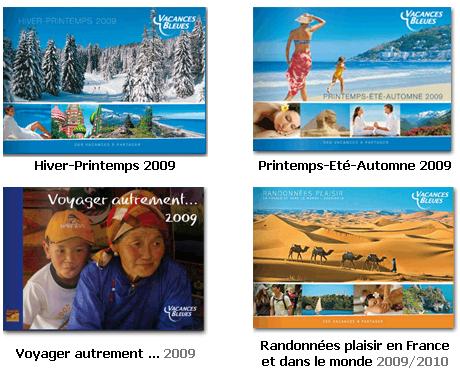 Vacances bleues sur for Vacances bleues erdeven