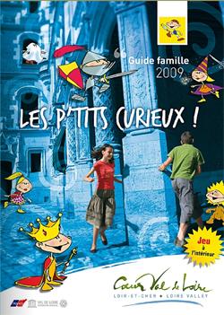 Le Cœur Val de Loire met ses brochures en ligne