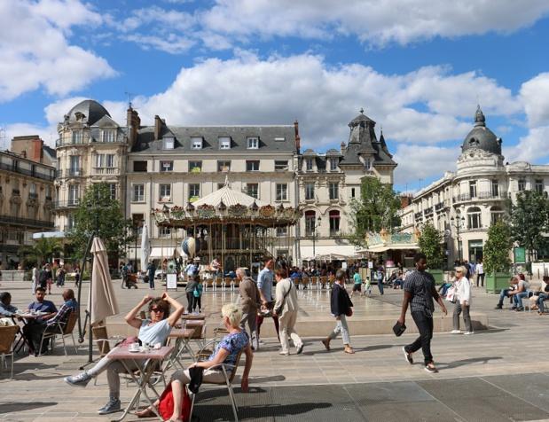 Il n'est pas désagréable de profiter de la ville sans subir les contraintes d'une surfréquentation touristique - DR : J.-F.R.