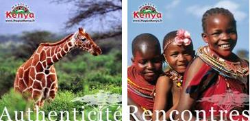 Le Kenya s'affiche sur le web et dans les agences Selectour