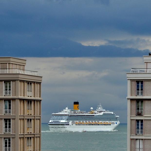 Costa Croisières proposera 4 départs du Havre pour visiter l'Europe du Nord dès le printemps 2018 - Photo Eric Scheublé - OTAH