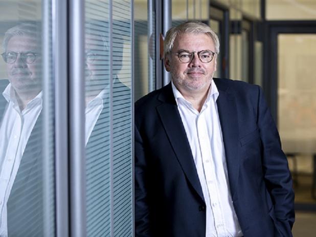 Pierre-Frédéric Roulot, CEO de Louvre Hotels Group (c) Louvre Hotels Group