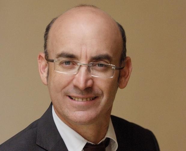 Thomas Juin, 50 ans, directeur de l'aéroport de La Rochelle - Ile de Ré, est le nouveau président de l'UAF - DR : UAF