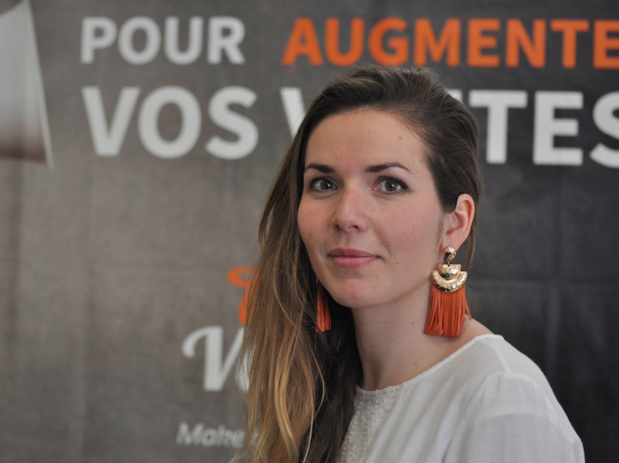 Interview d'Elodie Llanusa, Marketing & Communication Manager - DR