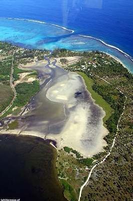 Tahiti : le golf international de Moorea prévu en mars 2006