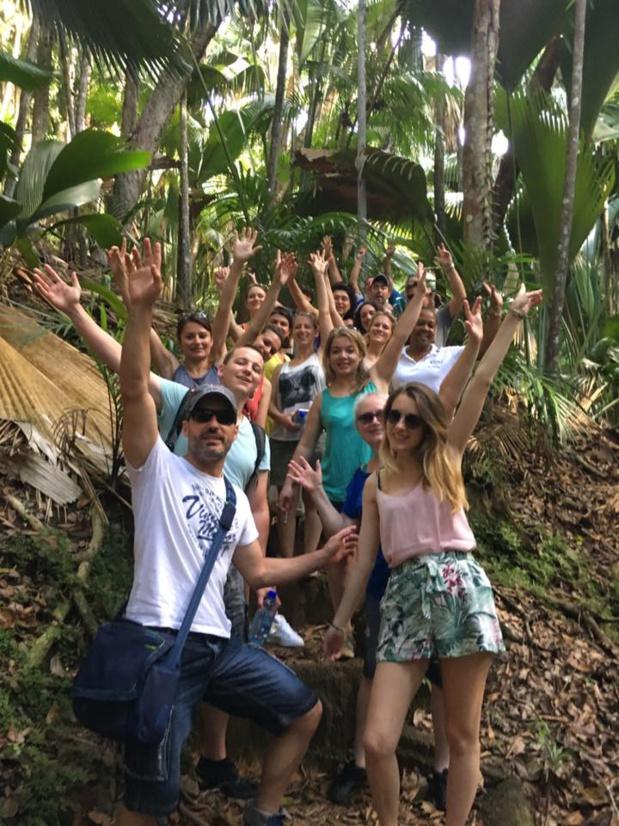 Exotismes : La Ruée vers l'Or débarque aux Seychelles !