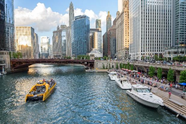Vue de Chicago - Photo Choose Chicago