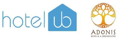 Adonis Hôtels & Résidence développe le réseau de ses clients avec Hotelub