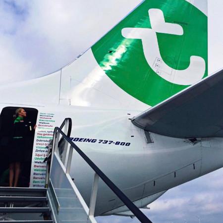 Transavia opère depuis dix ans entre Paris-Orly et Porto - Photo : Instagram/Transavia