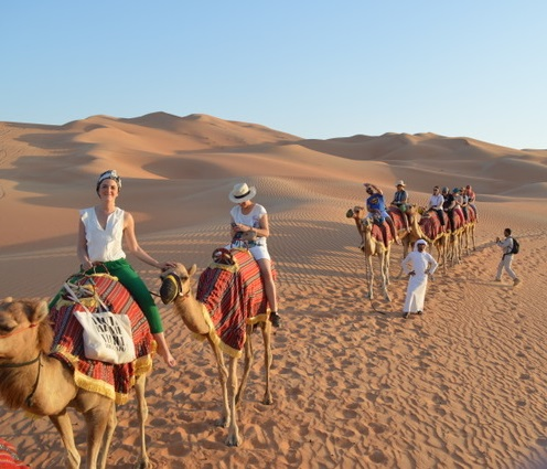 Les dix agents de voyages qui participent à l'éductour ont gagné leur place dans le cadre d'un challenge de ventes de Worldia - Photo : DR