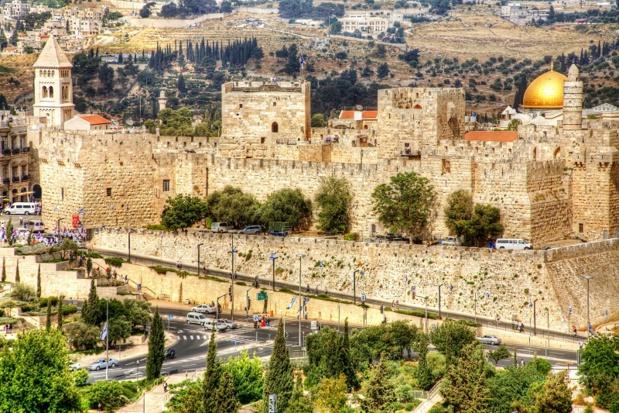Jérusalem gardera à jamais sa vocation de haut-lieu sacré, détenteur de toutes les mémoires - DR : Noam Chen