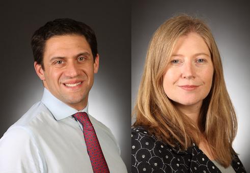Rob Greyber et Pamela Keenan Fritz