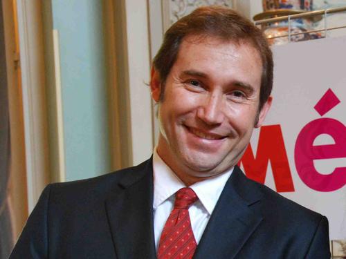 Jorge Lombard, Directeur du Conseil de promotion touristique du Mexique