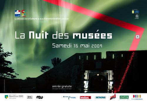 Culture : les musées by night c'est ce week-end !
