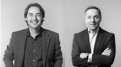 Olivier Ganivenq et Christophe Alaux - DR