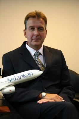 Danny Schepers nouveau Directeur France de SriLankan Airlines