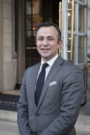 Thomas Bourdois prend la tête de l'InterContinental Bordeaux-Le Grand Hôtel - Photo : IHG