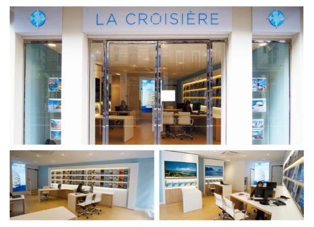 La nouvelle agence dédiée à croisière ouverte mi-avril à Toulouse - Photo Amplitudes