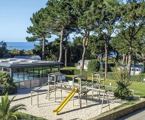 Odalys ouvre un nouveau domaine Résidentiel de plein air Vitalys à Pleubian - Perros Guirec (Côtes d'Armor) - DR