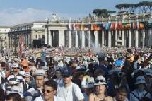 Il est prévu que l'aéroport de Rome-Ciampino soit fermé aux vols commerciaux pour permettre l'arrivée des personnalités.